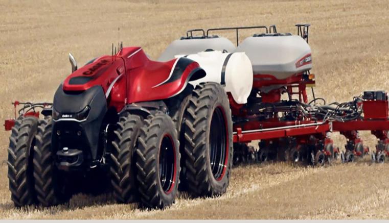 Tractores del futuro
