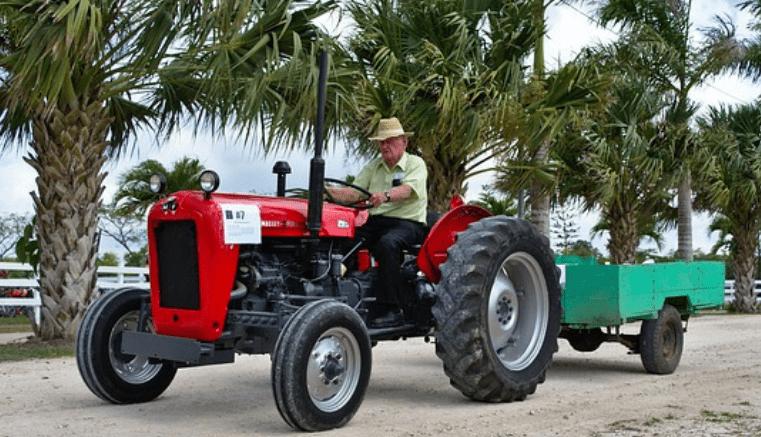 Un 28% de los accidentes mortales con tractores, ocurrió a hombres mayores de 75 años de edad