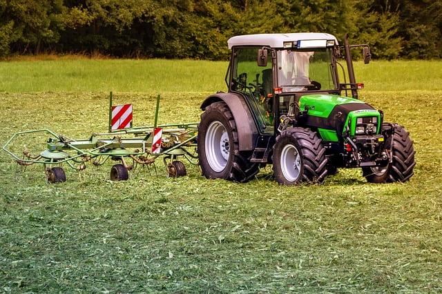 Maquinaria Inteligente para Agricultura Sostenible