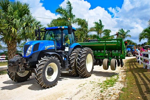 New Holland con destacada presencia en la feria agraria de Valladolid