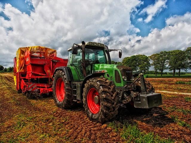 53 accidentes y 6 víctimas en accidentes de tractores