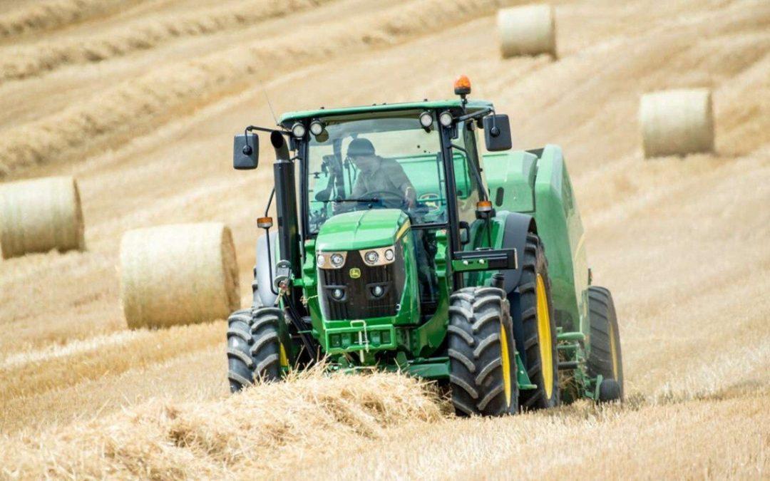 John Deere 6115 MC el tractor más vendido 3 años seguidos