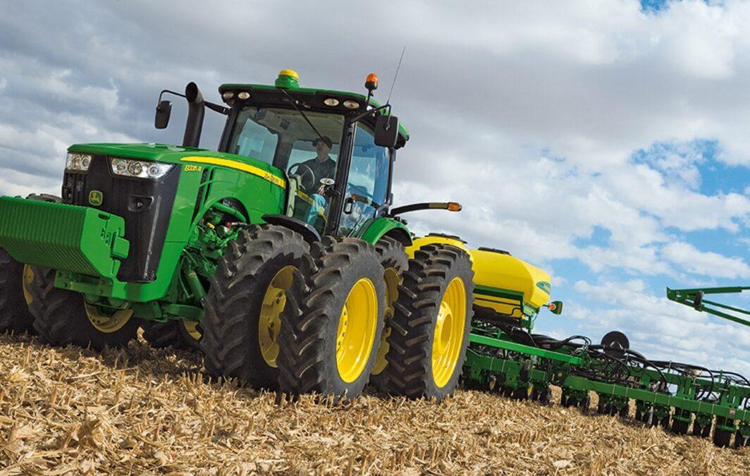 Las ventas de tractores siguen en bajada