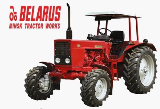 Breve historia de los Tractores Belarus
