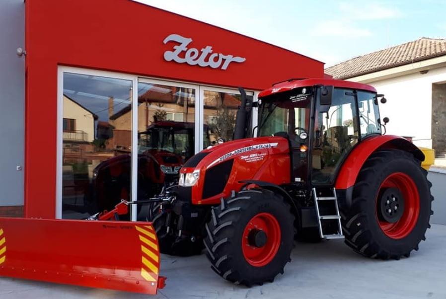 Los 74 años de los Tractores Zetor