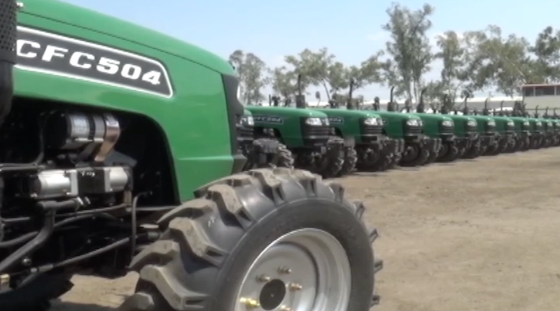 4,8 millones en ayudas para renovar maquinarias a agricultores de CyL