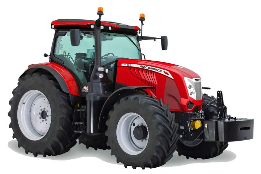 Ya está en España el tractor McCormick X7.624 VT-Drive